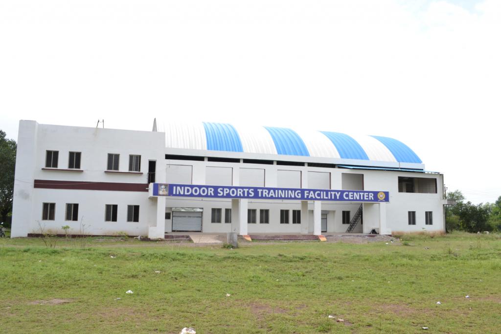 1_Indoor Sports Training Facility