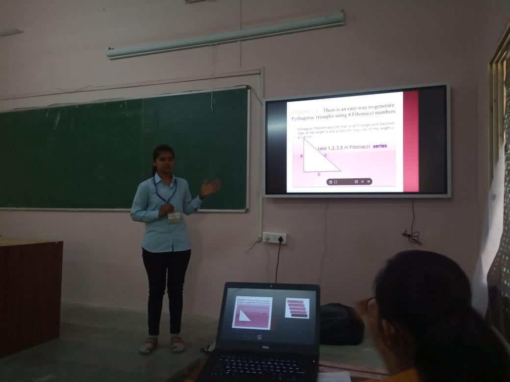 Marathwada Mathematical Society  Seminar Competition-2019